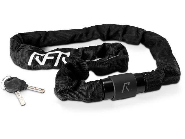 Cube RFR Antivol chaîne, black'n'white